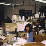 Sewing, Monterrey Mexico
